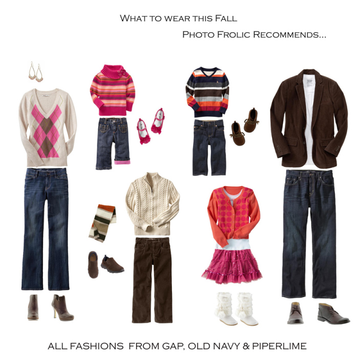 What to Wear for your Portrait Session: November 2010 | Austin Photographer