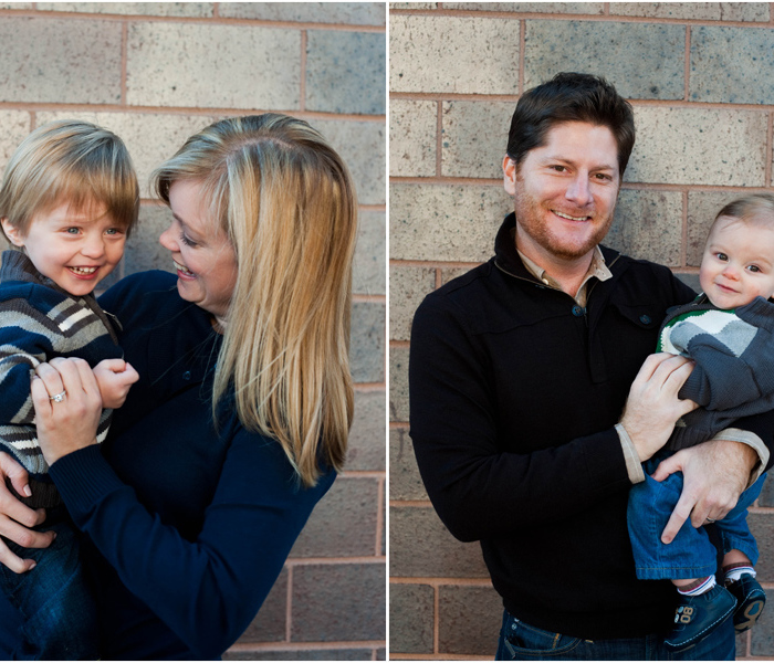 Austin Portrait Photographer | Jennifer, Randy, Jackson and Whitten