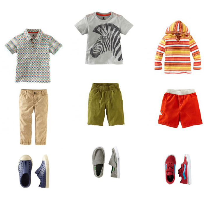 What to wear for a portrait session | Boys